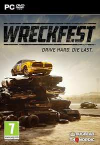 Wreckfest-PC CD-DVD