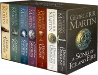 Game of Thrones: The Story Continues-George Martin