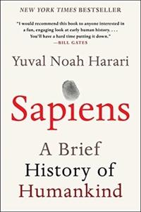 Sapiens-Yuval Noah Harari