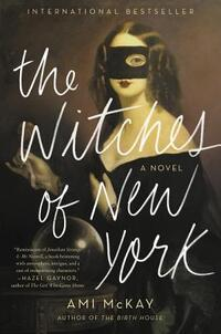 The Witches of New York-boek cover voorzijde