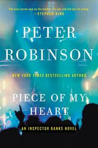 Piece of My Heart-Peter Robinson