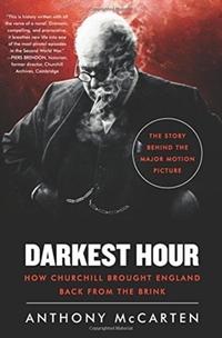 Darkest Hour-Anthony McCarten