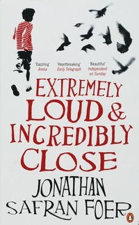Extremely Loud and Incredibly Close-Jonathan Safran Foer