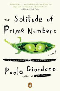 The Solitude of Prime Numbers-Paolo Giordano