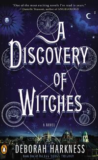 A Discovery of Witches-Deborah Harkness