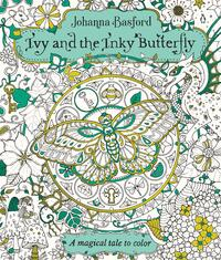 Ivy and the Inky Butterfly-Johanna Basford