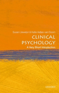 Clinical Psychology: A Very Short Introduction-boek cover voorzijde