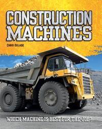 Construction Machines-Chris Oxlade