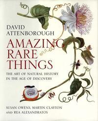 Amazing Rare Things-David Attenborough