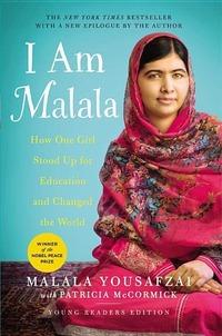 I Am Malala-Malala Yousafzai