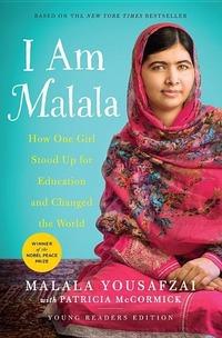 I Am Malala-Malala Yousafzai, Patricia McCormick