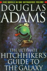 The Ultimate Hitchhiker's Guide to the Galaxy-Douglas Adams