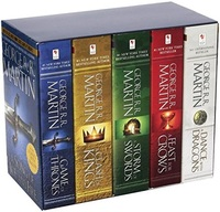 A song of ice and fire (Game of thrones box set 1-5)-George R.R. Martin