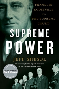 Supreme Power-Jeff Shesol