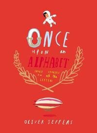 Once upon an Alphabet-Oliver Jeffers