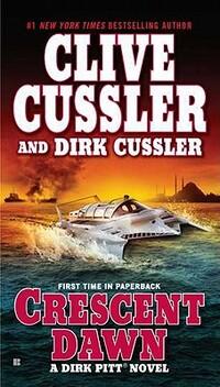 Crescent Dawn-Clive Cussler, Dirk Cussler