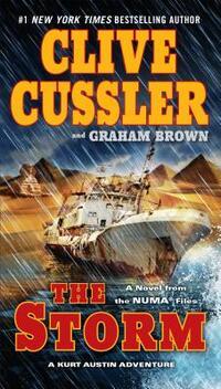 The Storm-Clive Cussler, Graham Brown