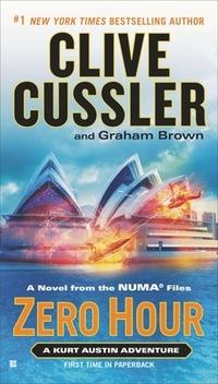 Zero Hour-Clive Cussler, Graham Brown