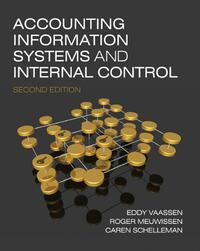 Accounting Information Systems and Internal Control-E.H.J. Vaassen