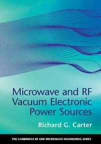 Microwave and RF Vacuum Electronic Power Sources-boek cover voorzijde