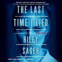 The Last Time I Lied-Riley Sager