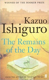 The Remains of the Day-Kazuo Ishiguro