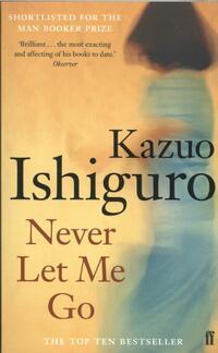 Never Let Me Go-Kazuo Ishiguro