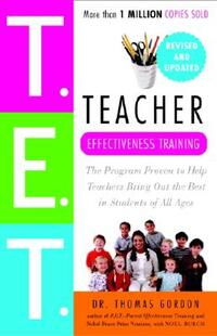 Teacher Effectiveness Training-Thomas Gordon