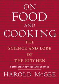 On Food And Cooking-Harold McGee