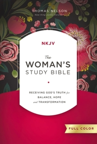 The NKJV, Woman's Study Bible, Fully Revised, Hardcover, Full-Color-