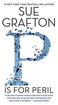 P Is for Peril-Sue Grafton