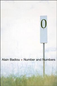 Number and Numbers-Alain Badiou