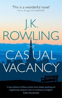 Casual Vacancy-JK Rowling