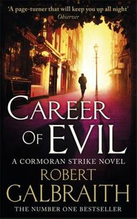 Career of Evil-Robert Galbraith