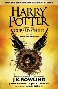 Harry Potter and the cursed child-J.K. Rowling