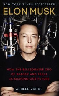 Elon Musk-Ashlee Vance