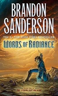 Words of Radiance-Brandon Sanderson