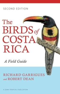 The Birds of Costa Rica-Richard Garrigues