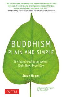 Buddhism Plain and Simple-Steve Hagen