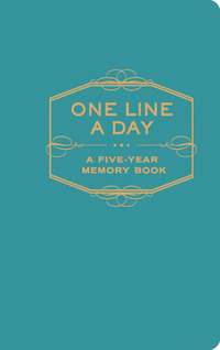 One line a day-Chronicle Books