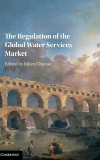 The Regulation of the Global Water Services Market-boek cover voorzijde