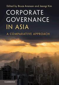 Corporate Governance in Asia-