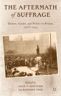 Aftermath of Suffrage-boek cover voorzijde