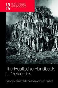 The Routledge Handbook of Metaethics-boek cover voorzijde