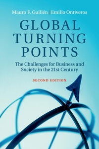 Global Turning Points-boek cover voorzijde