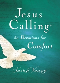 Jesus Calling 50 Devotions for Comfort-Sarah Young