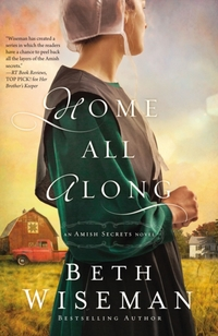 Home All Along-boek cover voorzijde