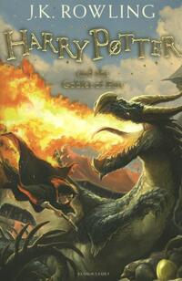 Harry Potter and the Goblet of Fire-J.K. Rowling