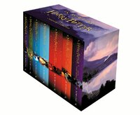 Harry Potter - The complete collection-J K Rowling
