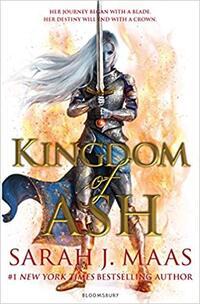 Kingdom of Ash-Sarah J. Maas